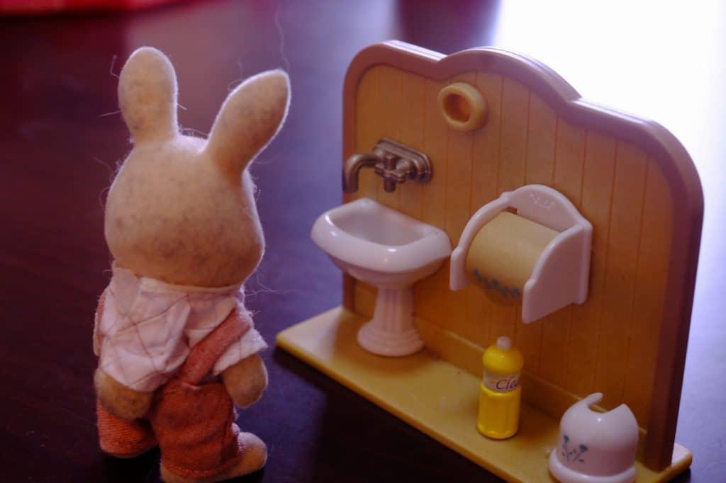 4歳児の生活力:トイレ、着替えが一人でできる