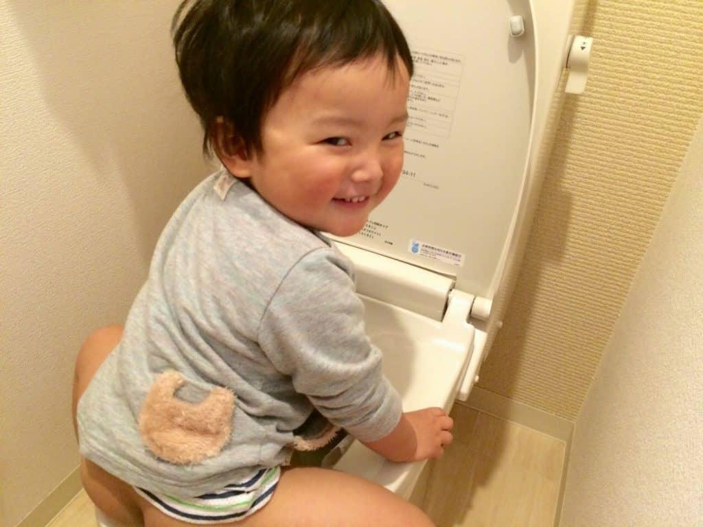 自宅でのトイレトレーニングの進め方