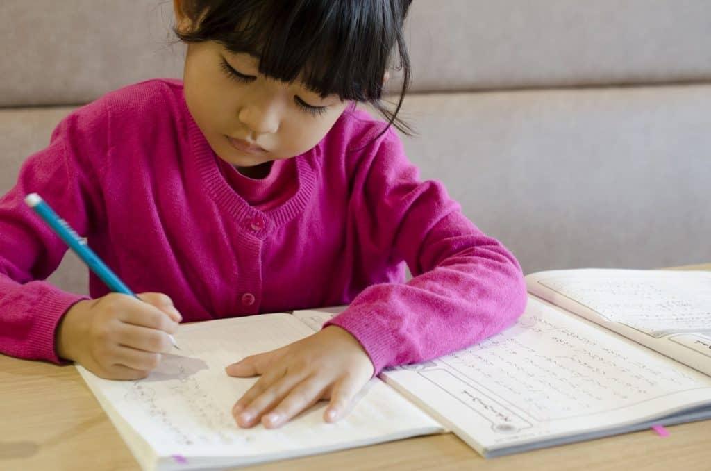 幼稚園によっては預かり保育=習い事の時間になっている園も