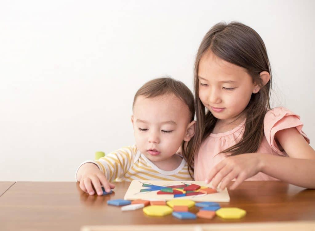お受験幼稚園:幼稚園への適性を見る