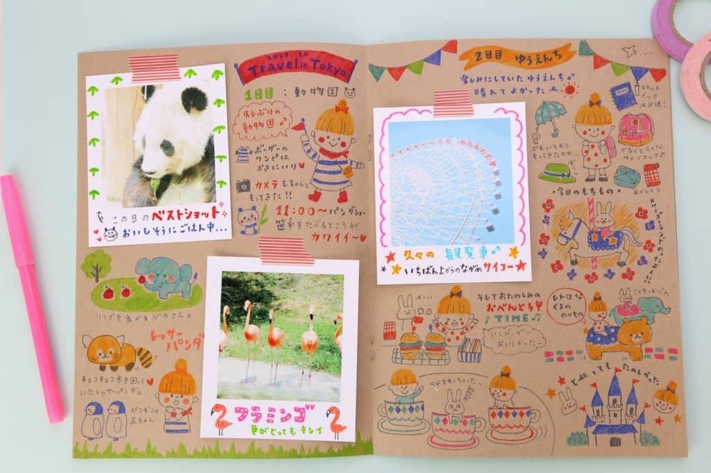 育児日記には何を書けばいいの?