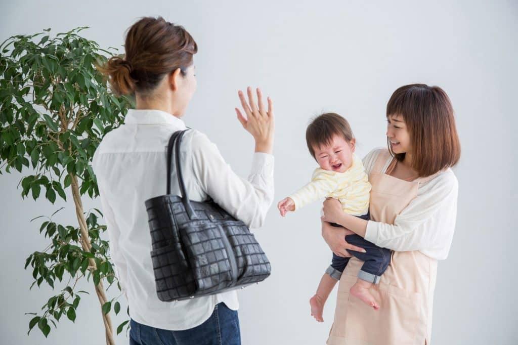 誰でも保育ママに子供を預けていいの?