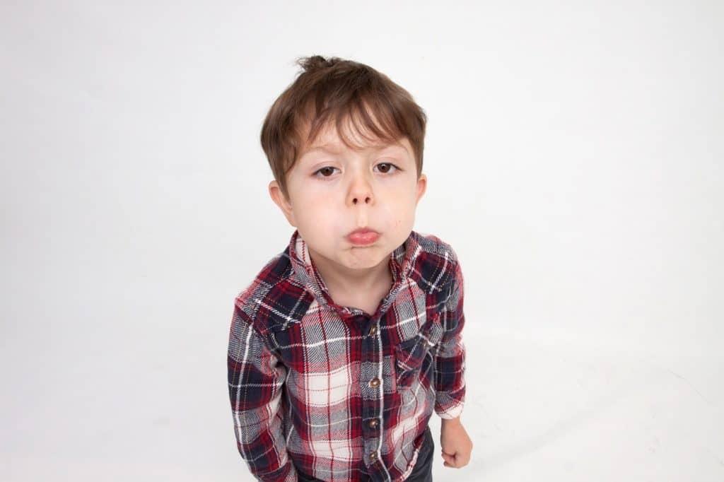 子供は何歳からウソをつきはじめるの?
