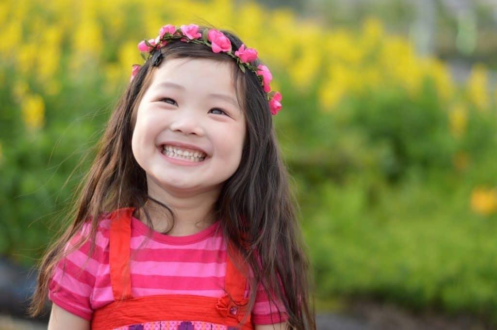 女の子の育児が楽と言われる女の子の特徴