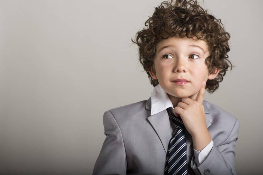 私立幼稚園の面接での服装:子供の場合