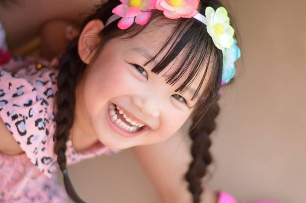2歳児の歯の生え具合