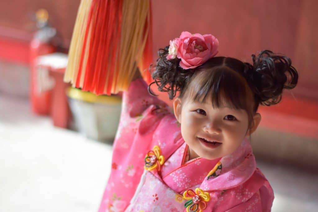 七五三のお参りは有名神社・近所の神社どちらでもOK