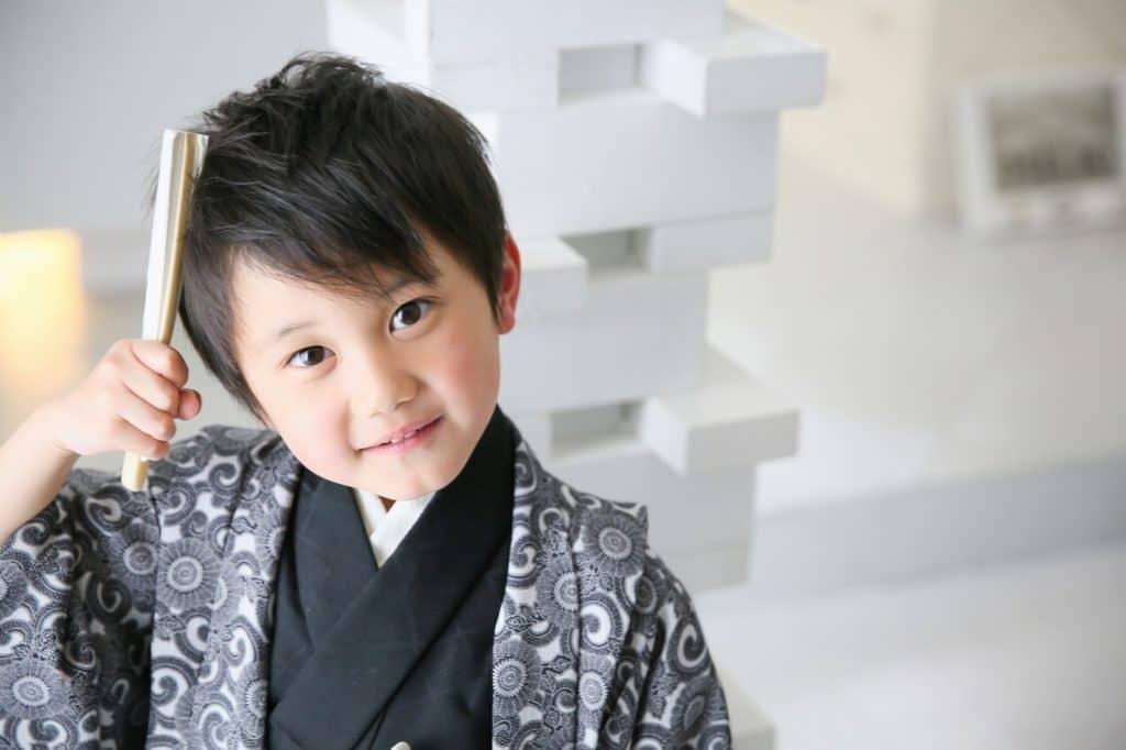 5歳の七五三イベント:袴着の儀(はかまぎのぎ)