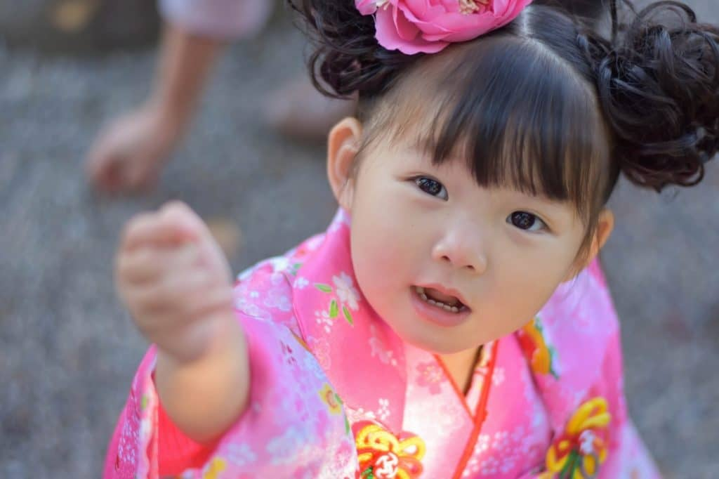 3歳の七五三イベント:神置の儀(かみおきのぎ)