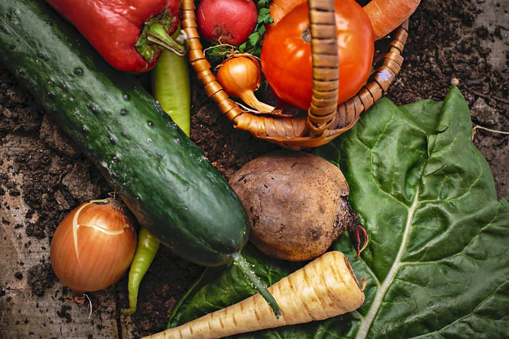 食品の安全性への不安