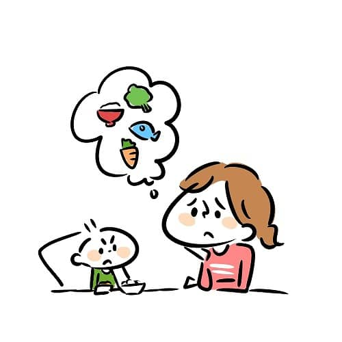 離乳食を食べない時の対策8:ベビーフードをあげてみる