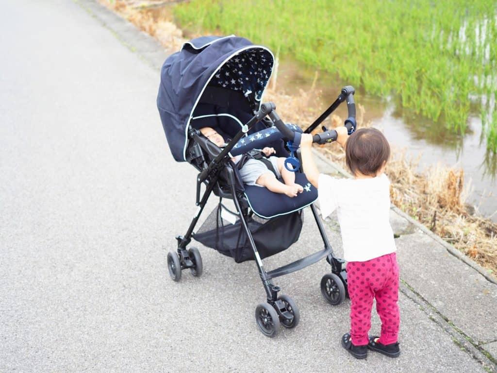 赤ちゃんのベビーカーはレンタルと購入、どっちがお得?