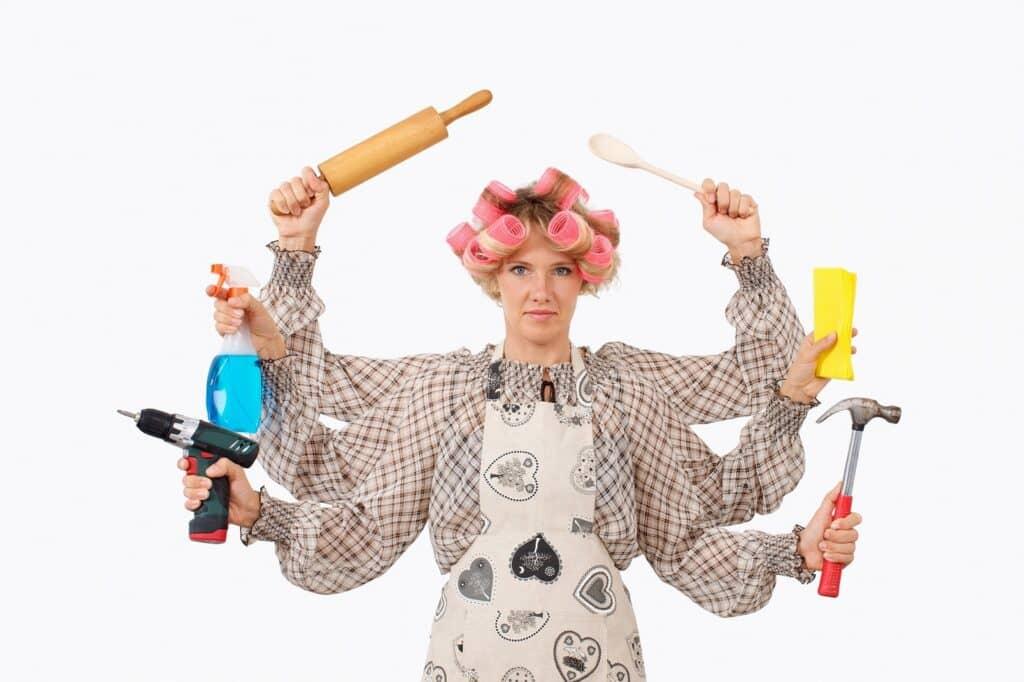 共働き世帯での家事分担のポイント5:家事の負担を減らしてストレスをためない