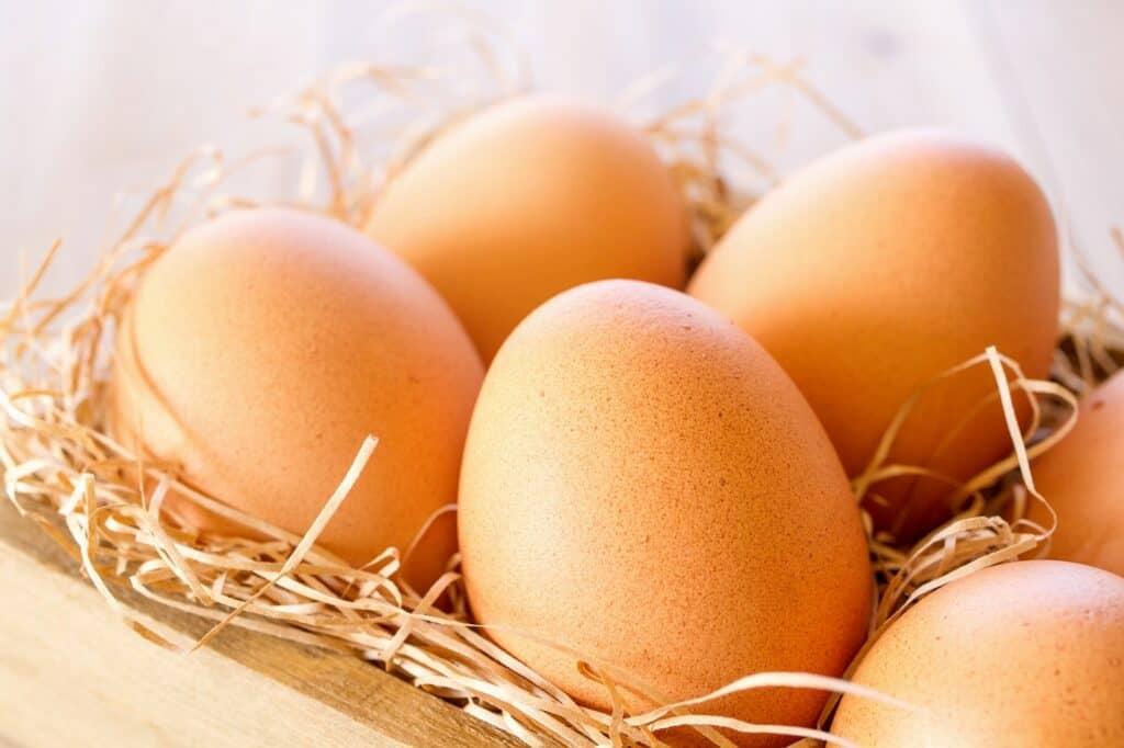 離乳食中期の調理方法7:卵