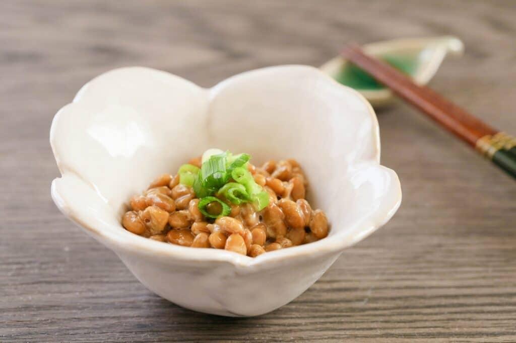 離乳食中期の調理方法5:納豆
