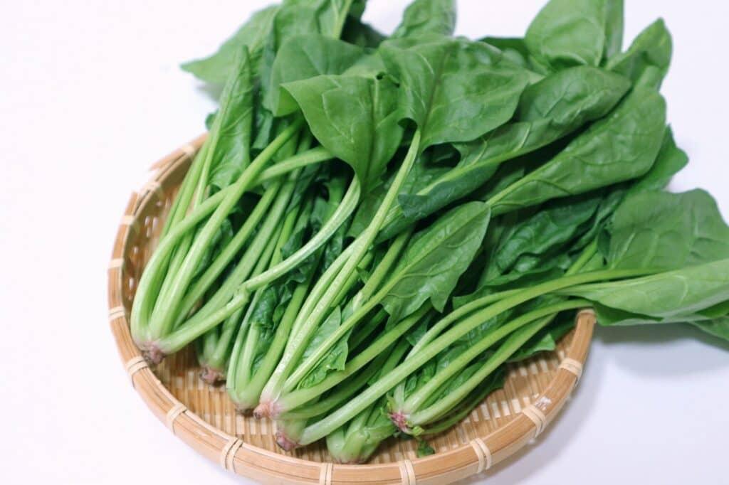 離乳食後期におすすめな鉄分が含まれる食材