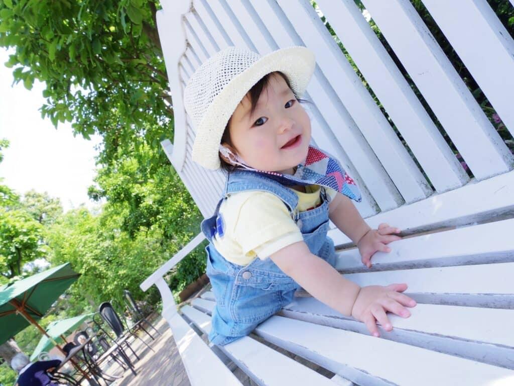 赤ちゃんが歩きはじめる時期が遅くて不安