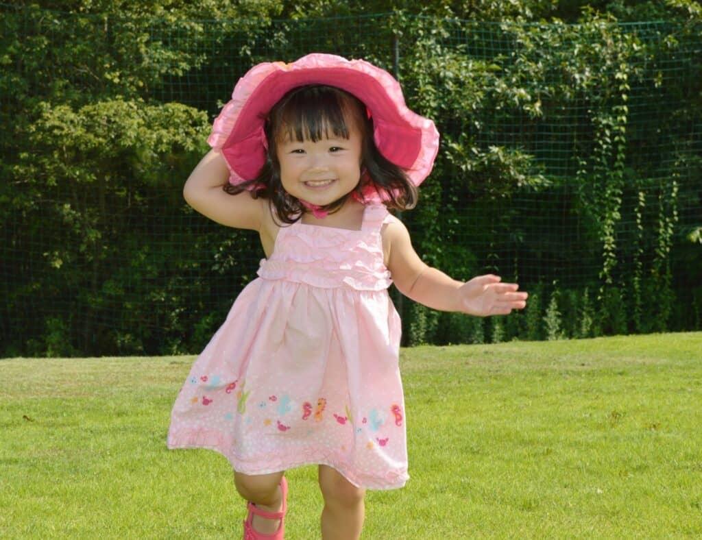 女の子の育児で大変なポイント2:こだわりが強い