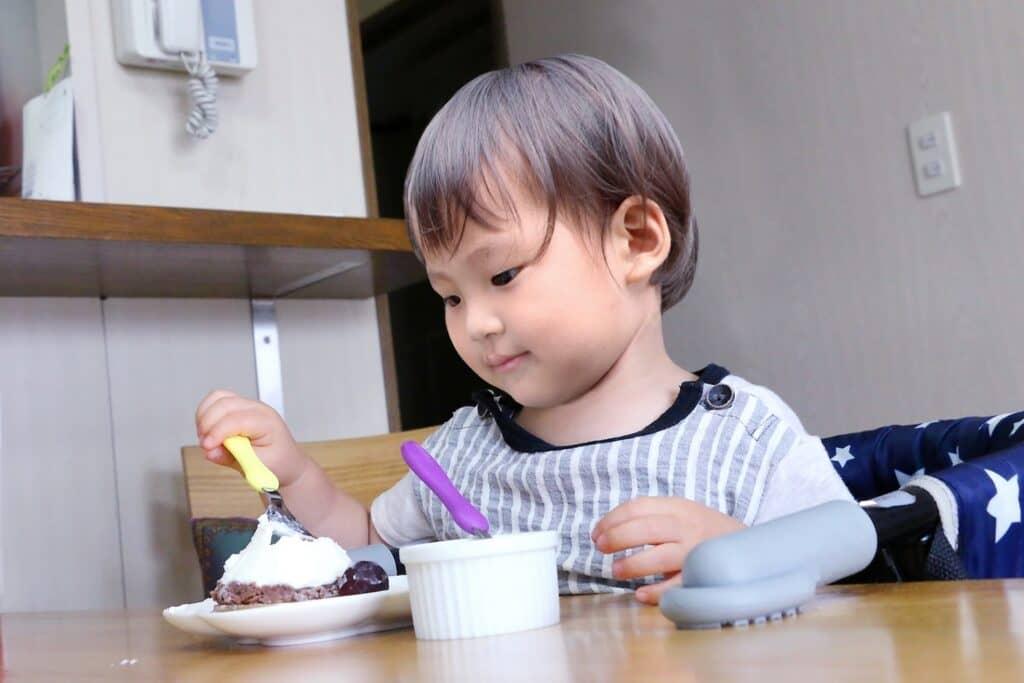 2歳児の食事量やまだ食べられない食材