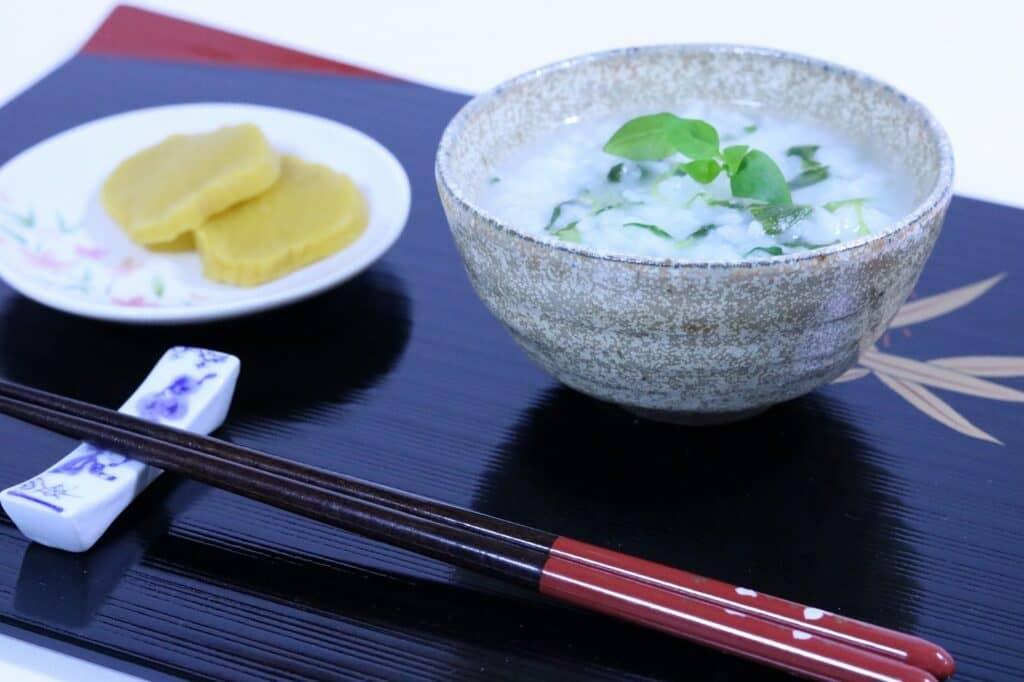 七草粥を食べる日