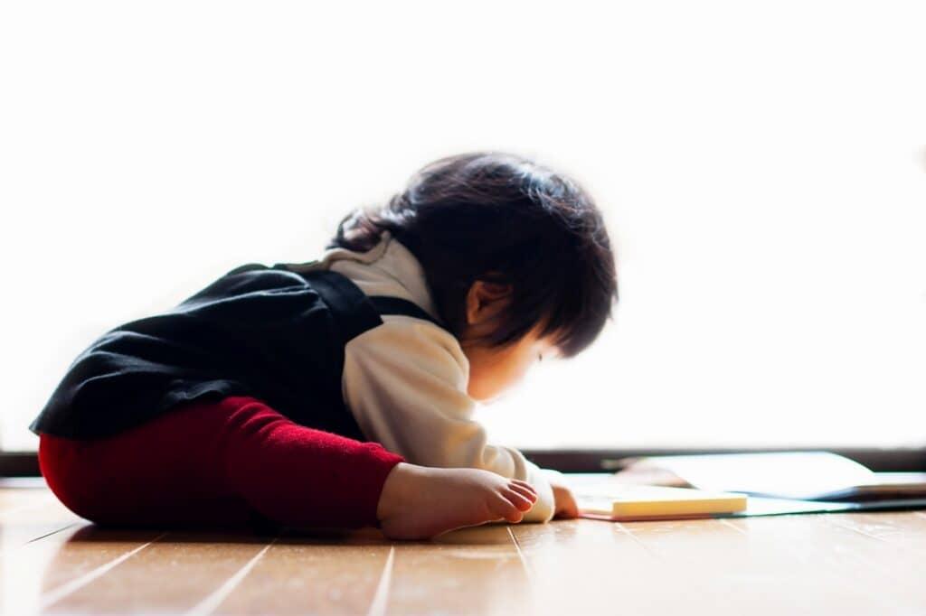 1歳の子供が喜ぶ絵本の選び方