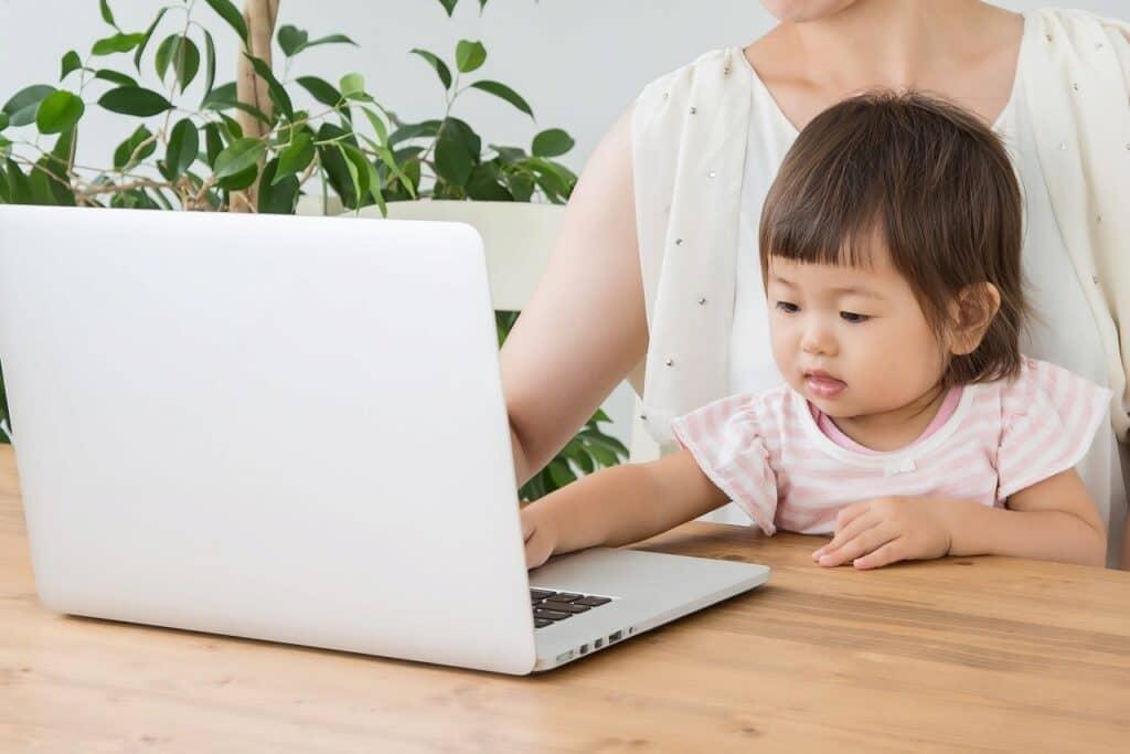 【0~3歳向け】パソコンデビューにおすすめ