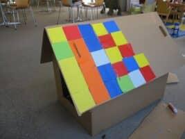 ダンボールハウスは手作りできる? 作り方とおしゃれハウスのアイデア集!