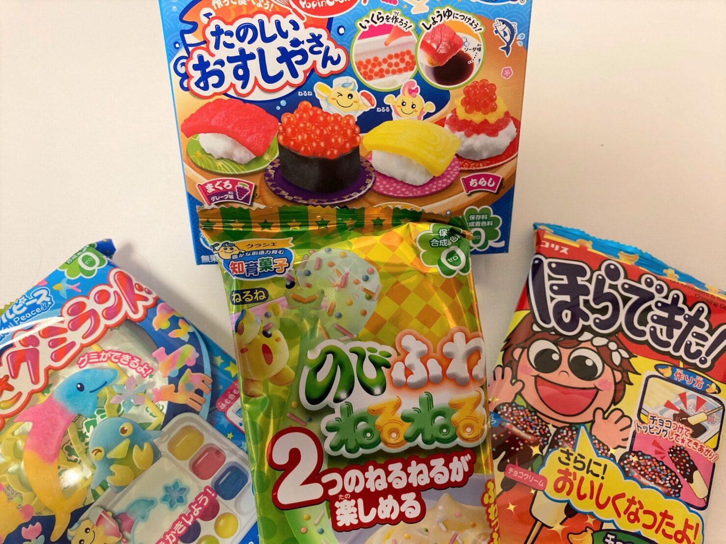 作っておいしい知育菓子おすすめ15選! 甘い? しょっぱい? クラシエや明治が人気
