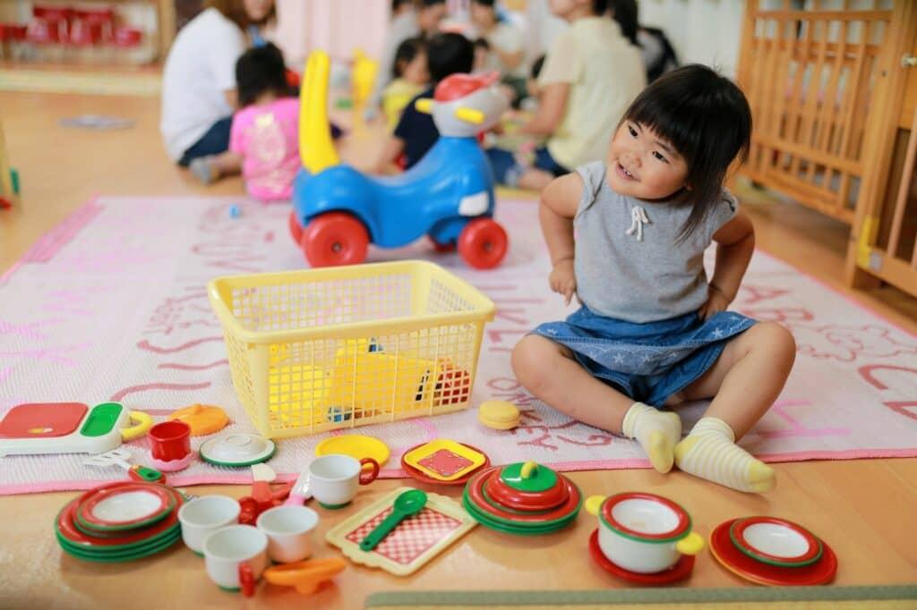 4歳児の心の成長:相手の気持ちを配慮できるようになる
