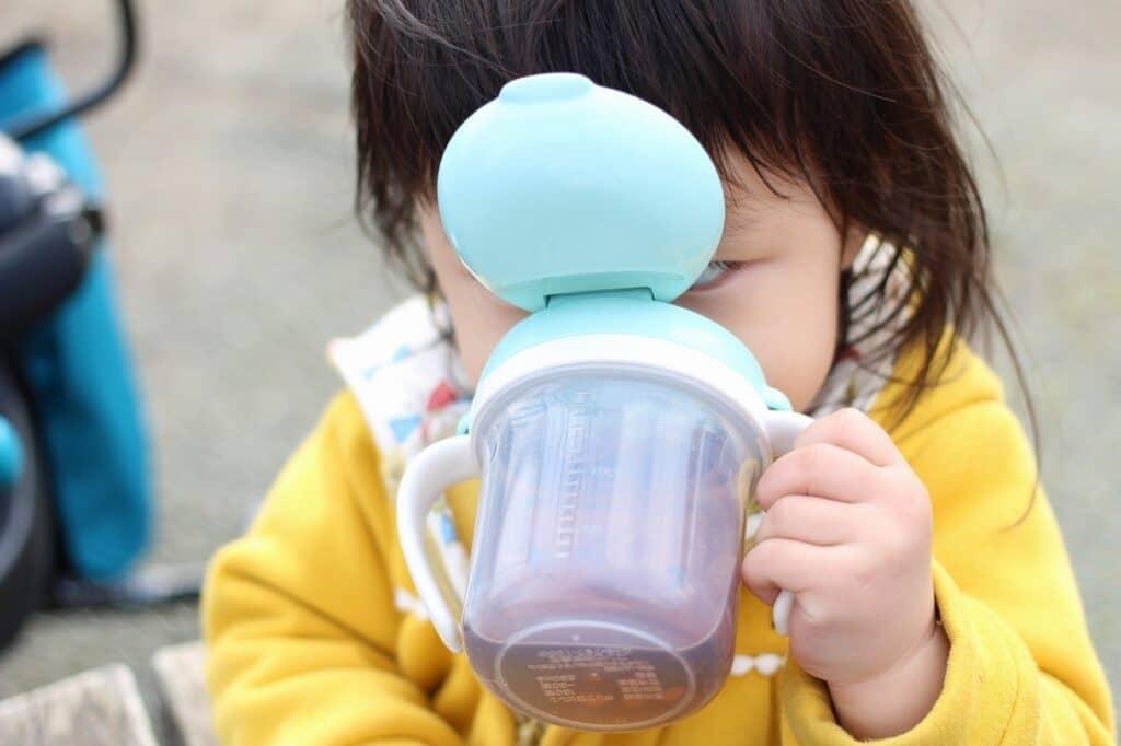 水筒の飲み口