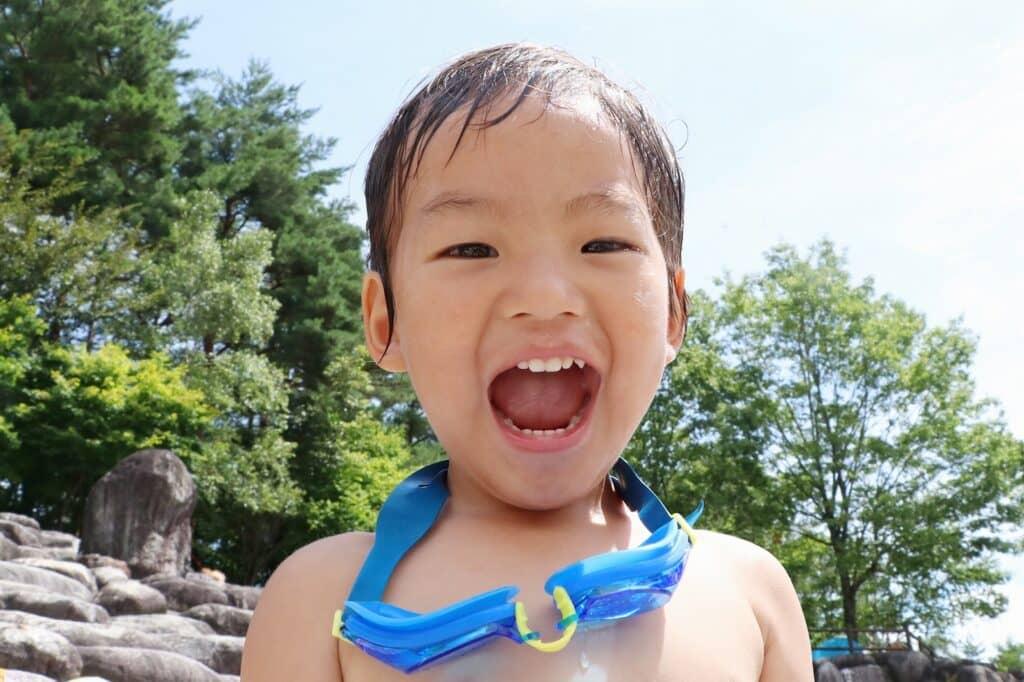 ママが選んだ水遊びパンツで子供とのひと夏の思い出を作ろう
