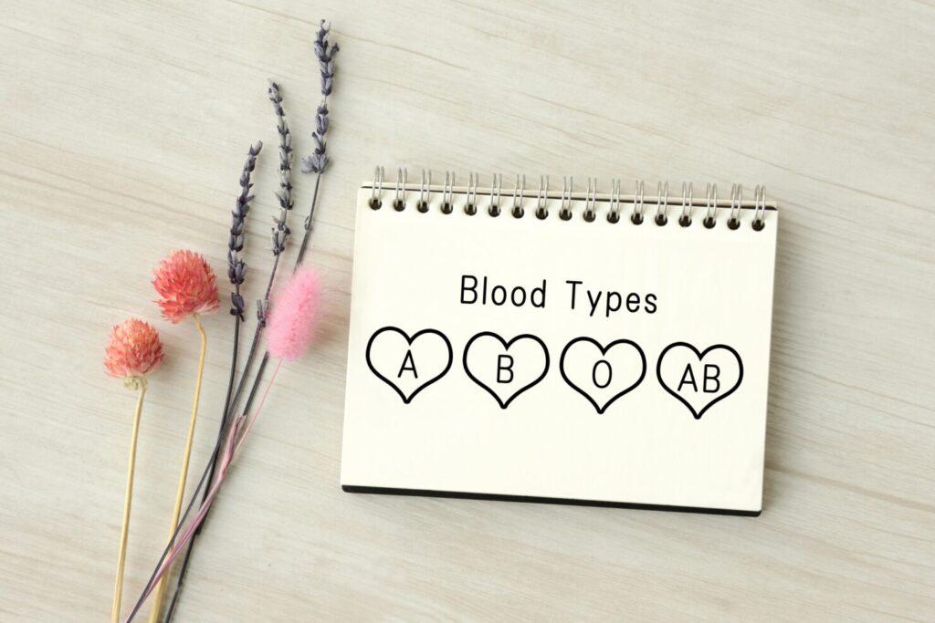 調べる 血液 子供 の 型 いつ