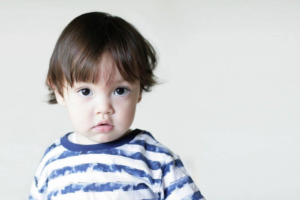 生後8ヶ月〜生後11ヶ月頃の視力