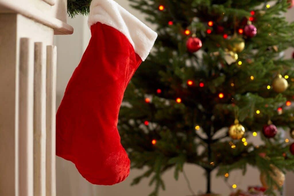 クリスマスの靴下はどうやって準備する?