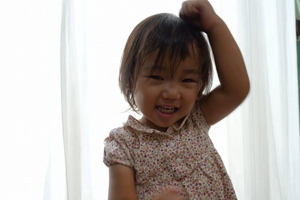0歳からの手遊び歌―たっちで楽しめる上級編