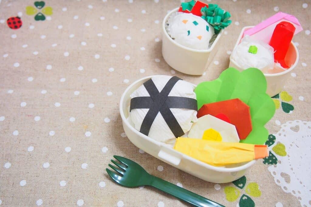 幼稚園のお弁当作りのコツ