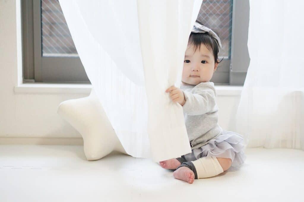 1歳をすぎてもつかまり立ちをしていないけど大丈夫?