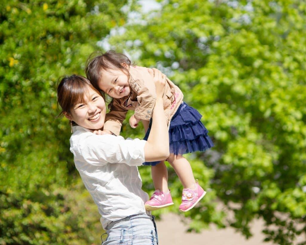 3歳の今も抱っこ好き。抱き癖はいつまで続く?