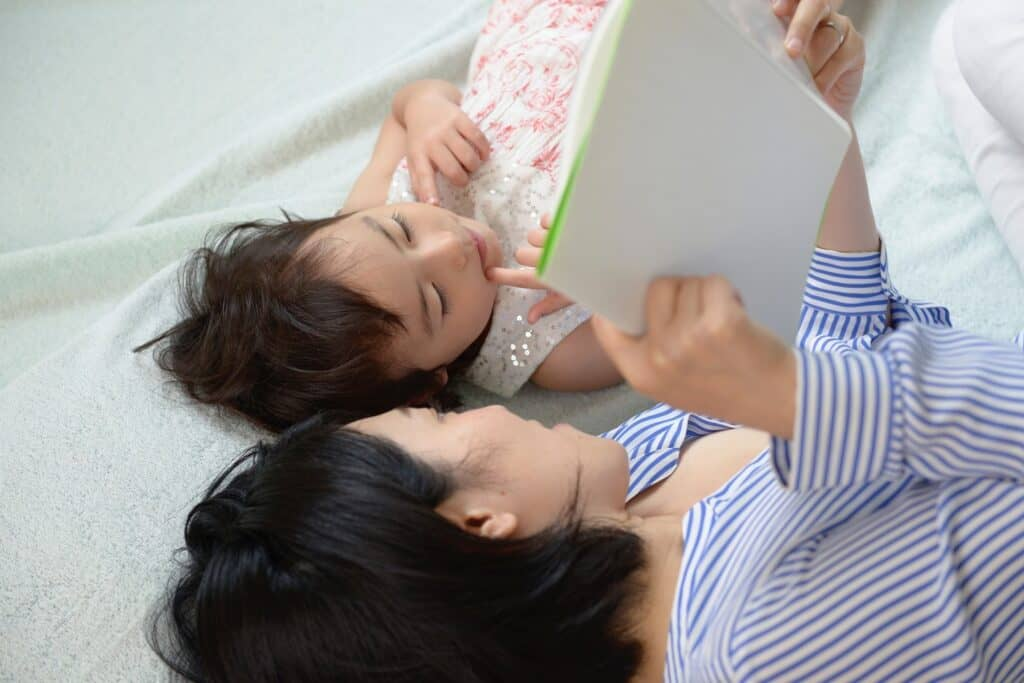 赤ちゃんに絵本を読み聞かせるときのポイント