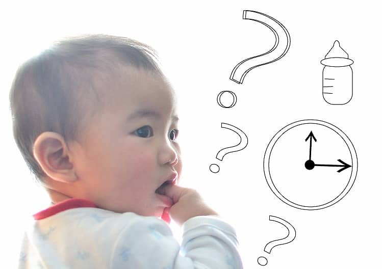 授乳間隔の目安ってどれくらい?授乳でよくあるトラブルと対処法