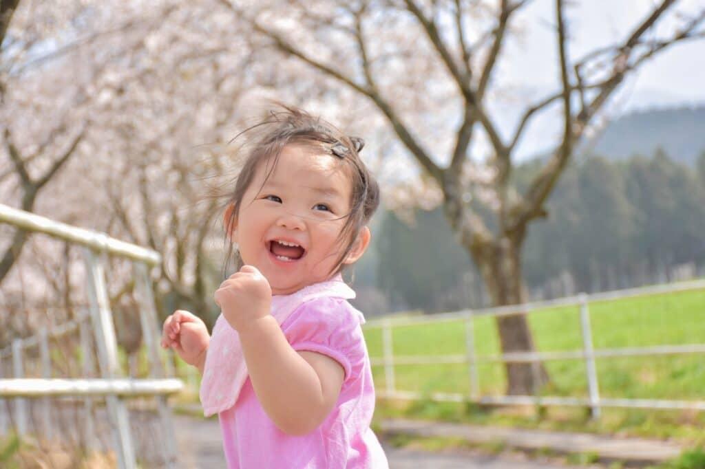 【春】3~5月の赤ちゃんの服装