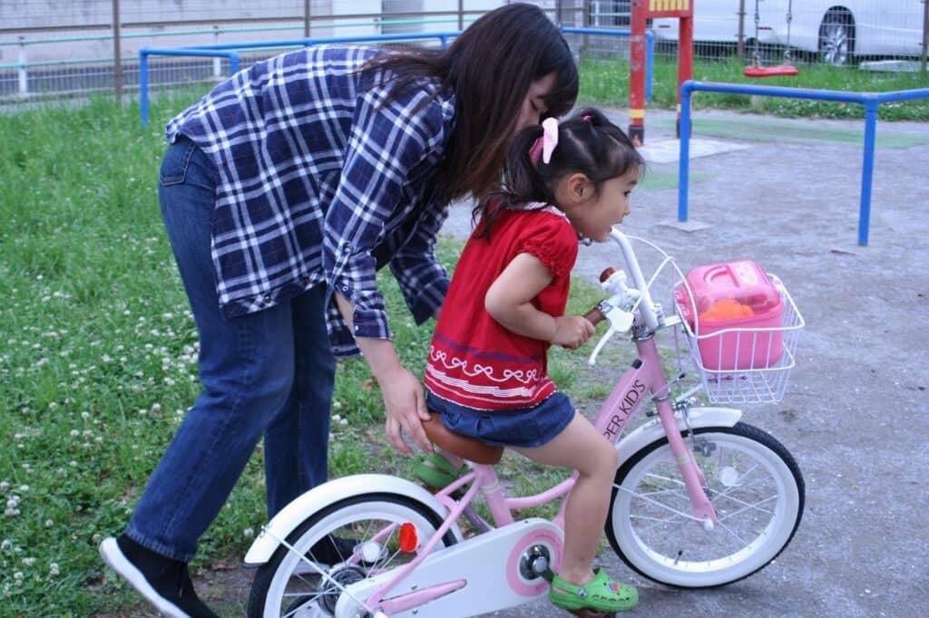 自転車への乗り換えを機に、ストライダーを卒業する子が多い