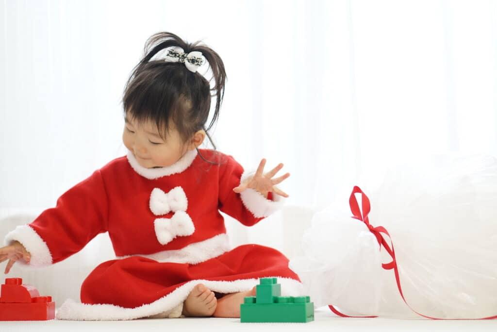 0~1歳の女の子が好きなものは? クリスマスプレゼントの選び方