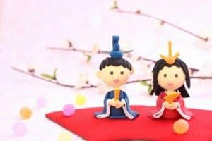 ひな祭りの由来と初節句、行事食とひな人形の基本