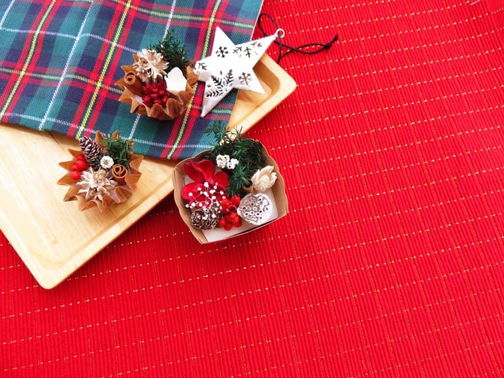 クリスマスの靴下を手作りしてみよう!