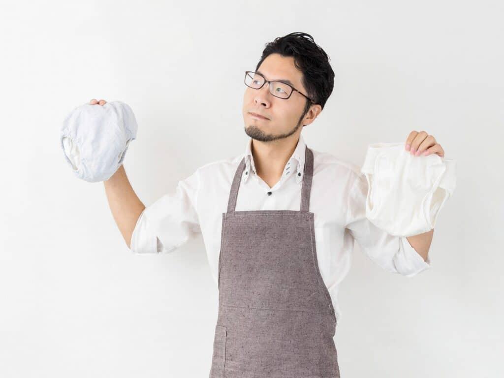 トイレトレーニングパンツの選び方