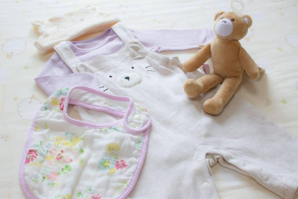 赤ちゃんの服装を決めるポイント