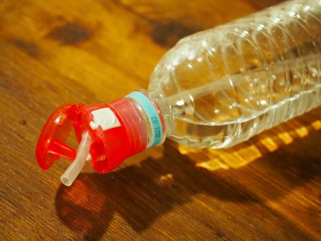 ペットボトル用キャップの使用前に注意!