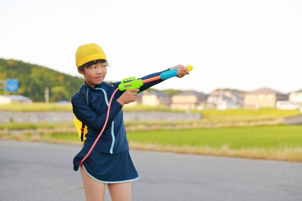 女の子のおしゃれ水着のバリエーションはあるのか