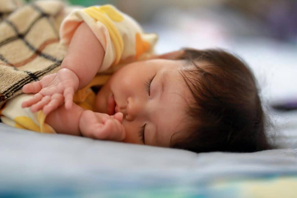 抱き癖がついて寝かしつけが大変…